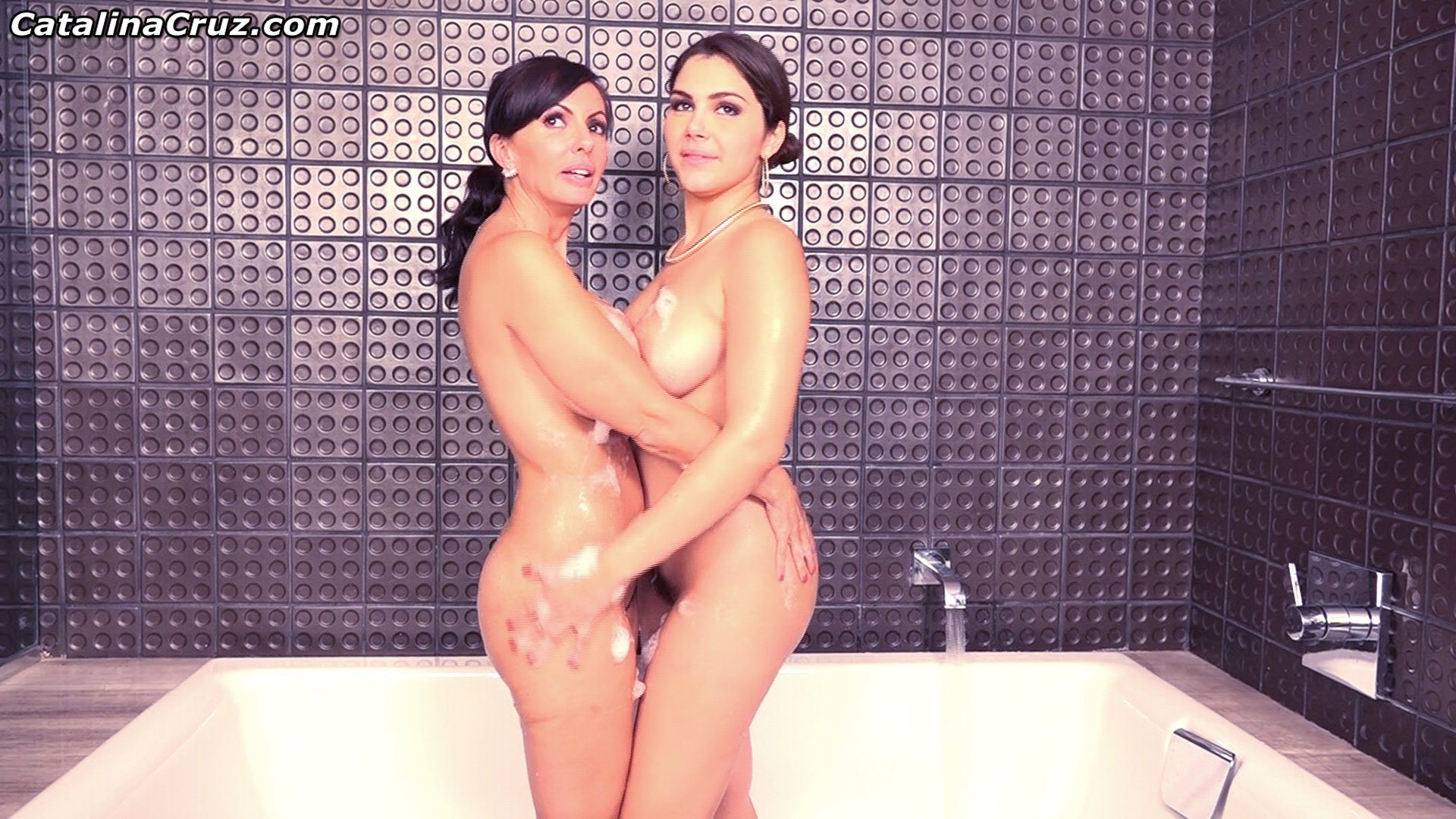 Bella catalina double anal