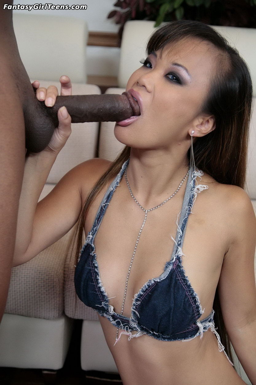Asian Porno Star Mia Smiles Interracial Big Cock Fucking -3645