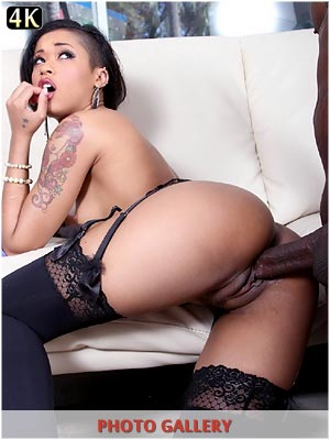 Skin Diamond big dick fucking from Rico Strong xxx