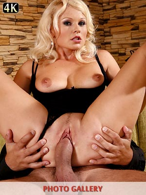 Katy Sweet getting a big cock surprise after a hot date with Neeo