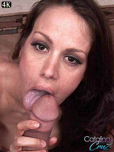 McKenzie Lee pov blowjob and titty fucking with her big boobs