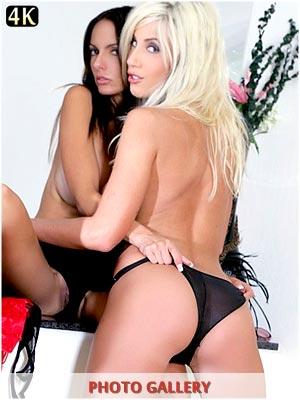 Puma Swede fucking Catalina Cruz pussy with big dildo
