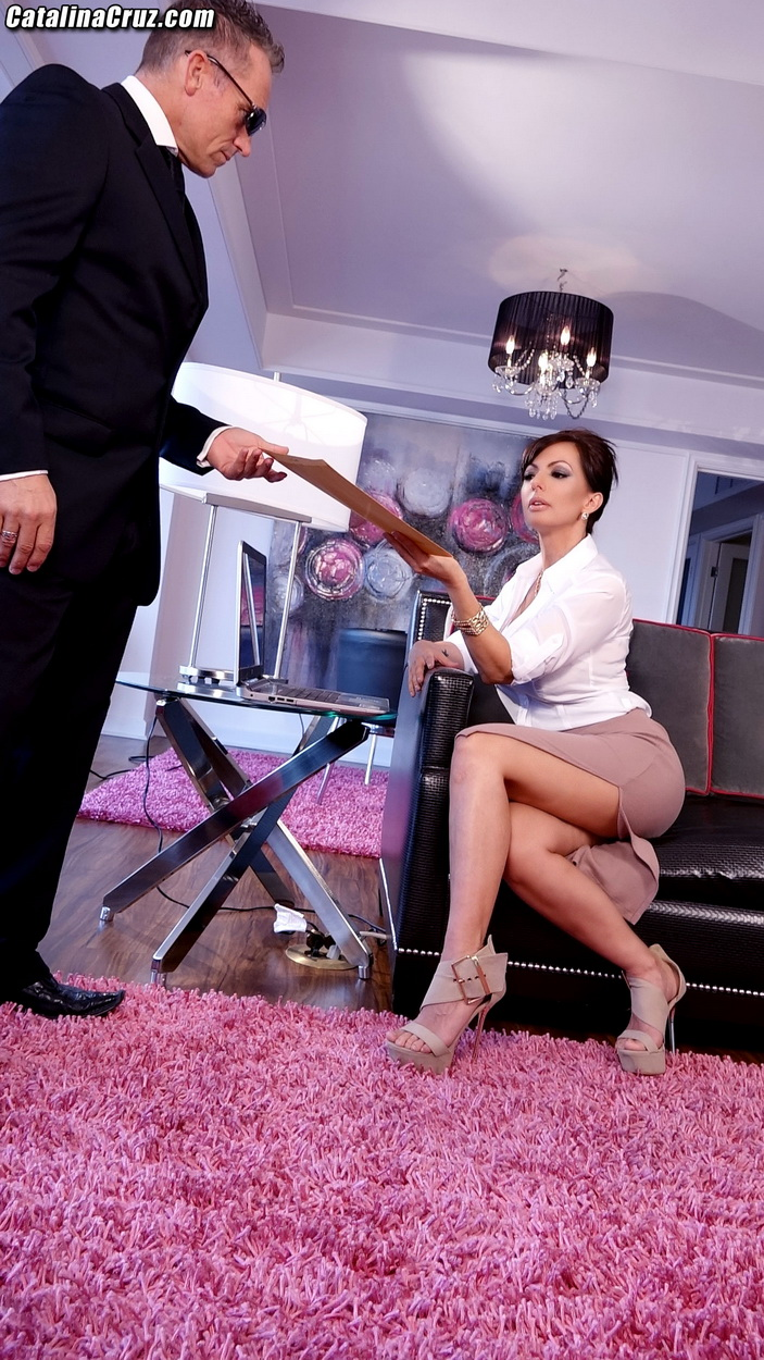 Training The Secret Sex Agent